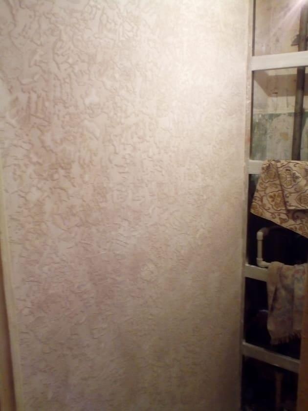Бюджетный ремонт в туалете