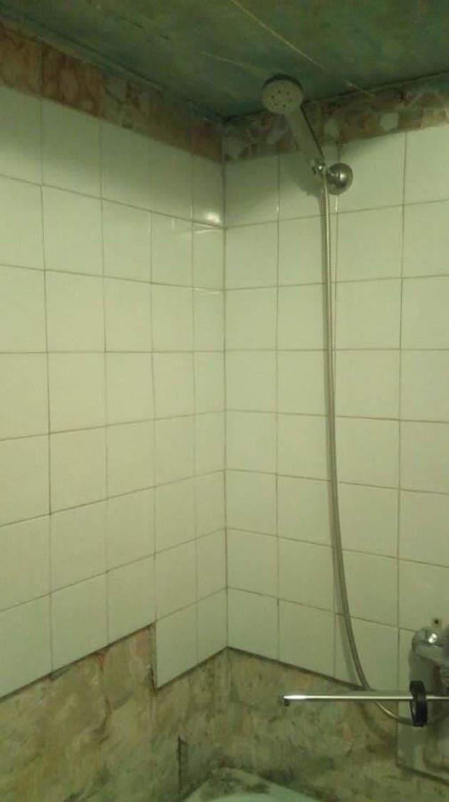 ванная комната ремонт